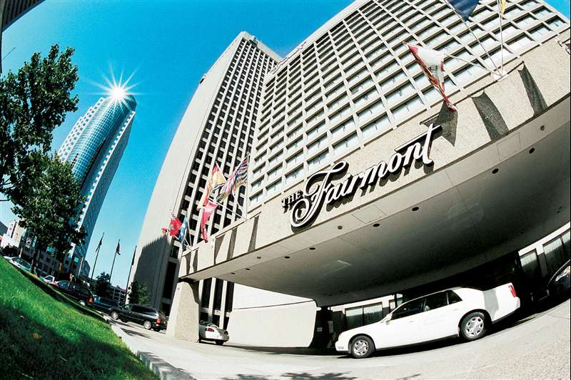 Фото отеля The Fairmont Winnipeg 4*