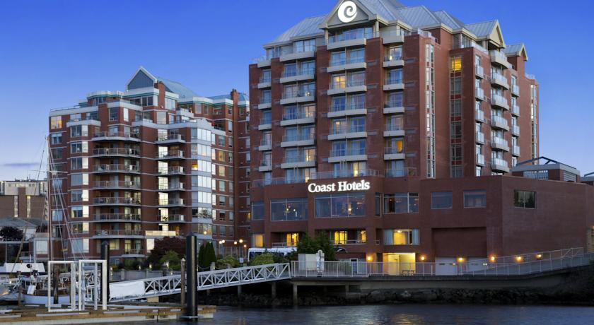 Фото отеля Coast Victoria Harbourside 4*
