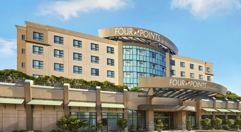 Фото отеля Four Points By Sheraton Vancouver Airport 3*