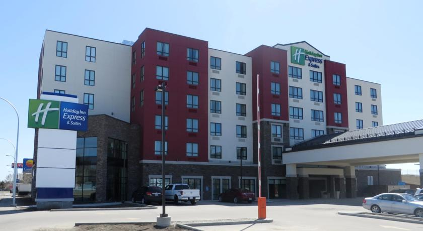 Фото отеля Holiday Inn Express & Suites Calgary NW-Banff Trail 2*