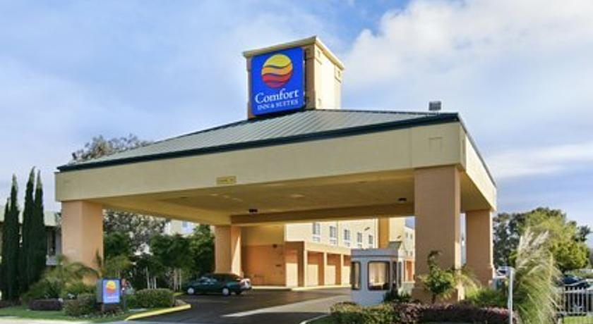 Фото отеля Comfort Inn and Suites Oakland 3*