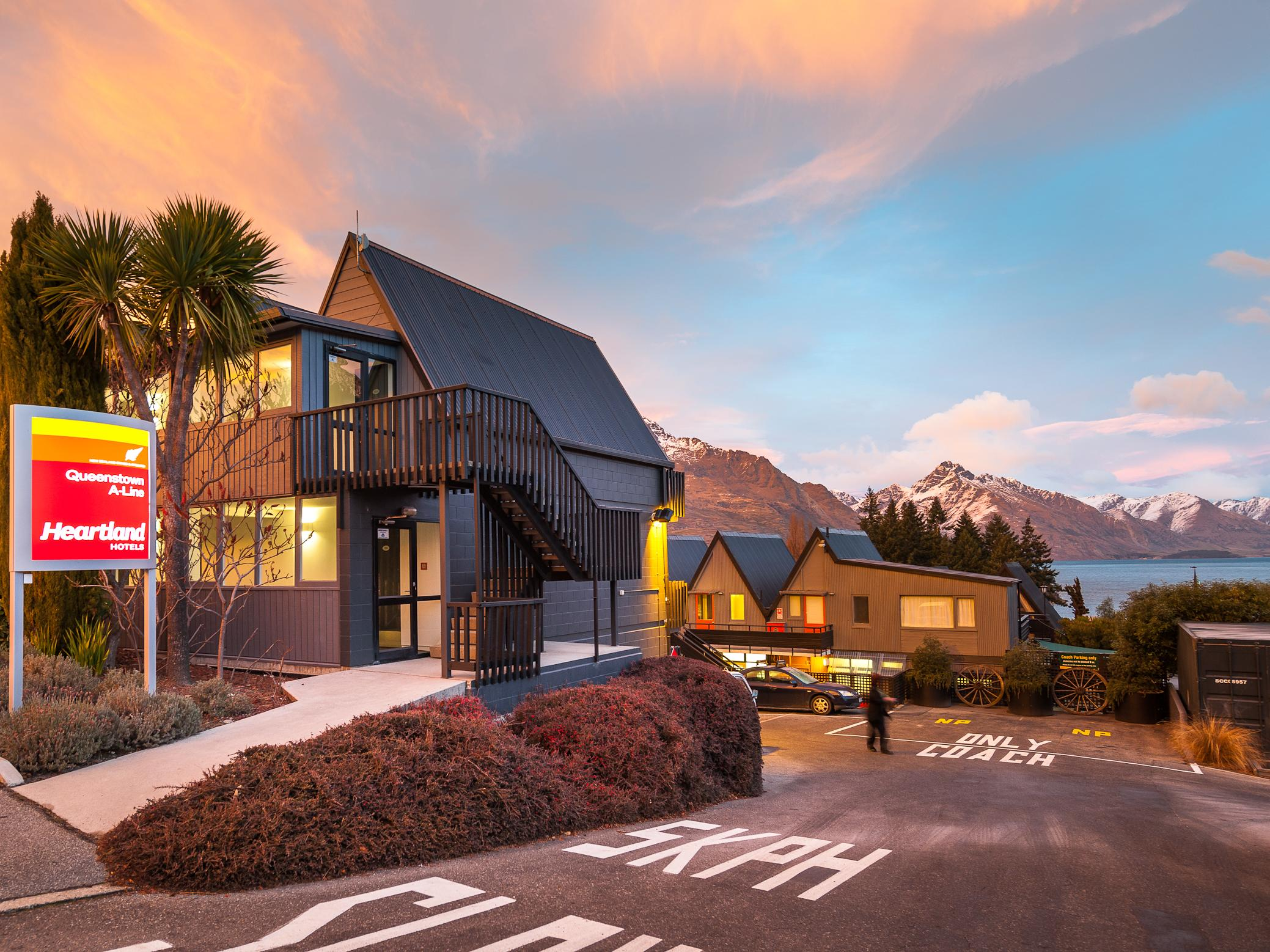 ���� ����� Heartland Queenstown 3*