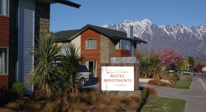 ���� ����� Queenstown Motel Apartments 4*