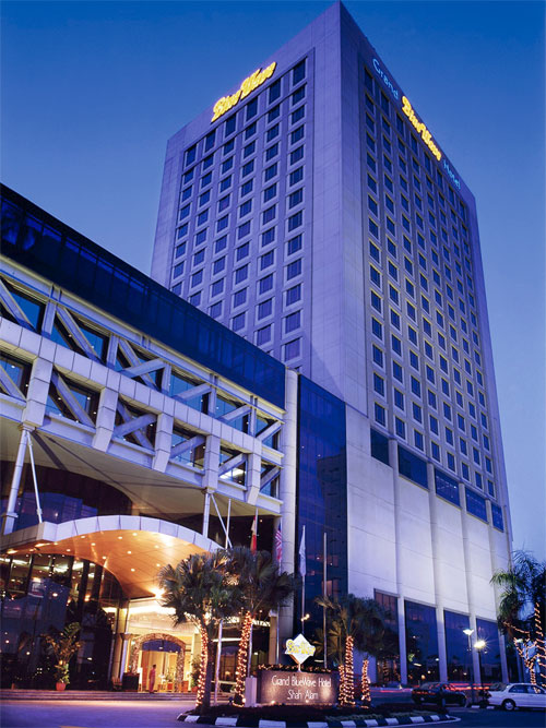 Фото отеля Grand Bluewave Hotel Shah Alam 4*
