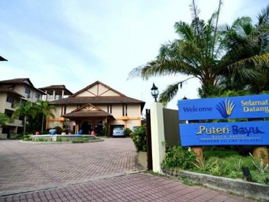 Фото отеля Puteri Bayu Beach Resort -
