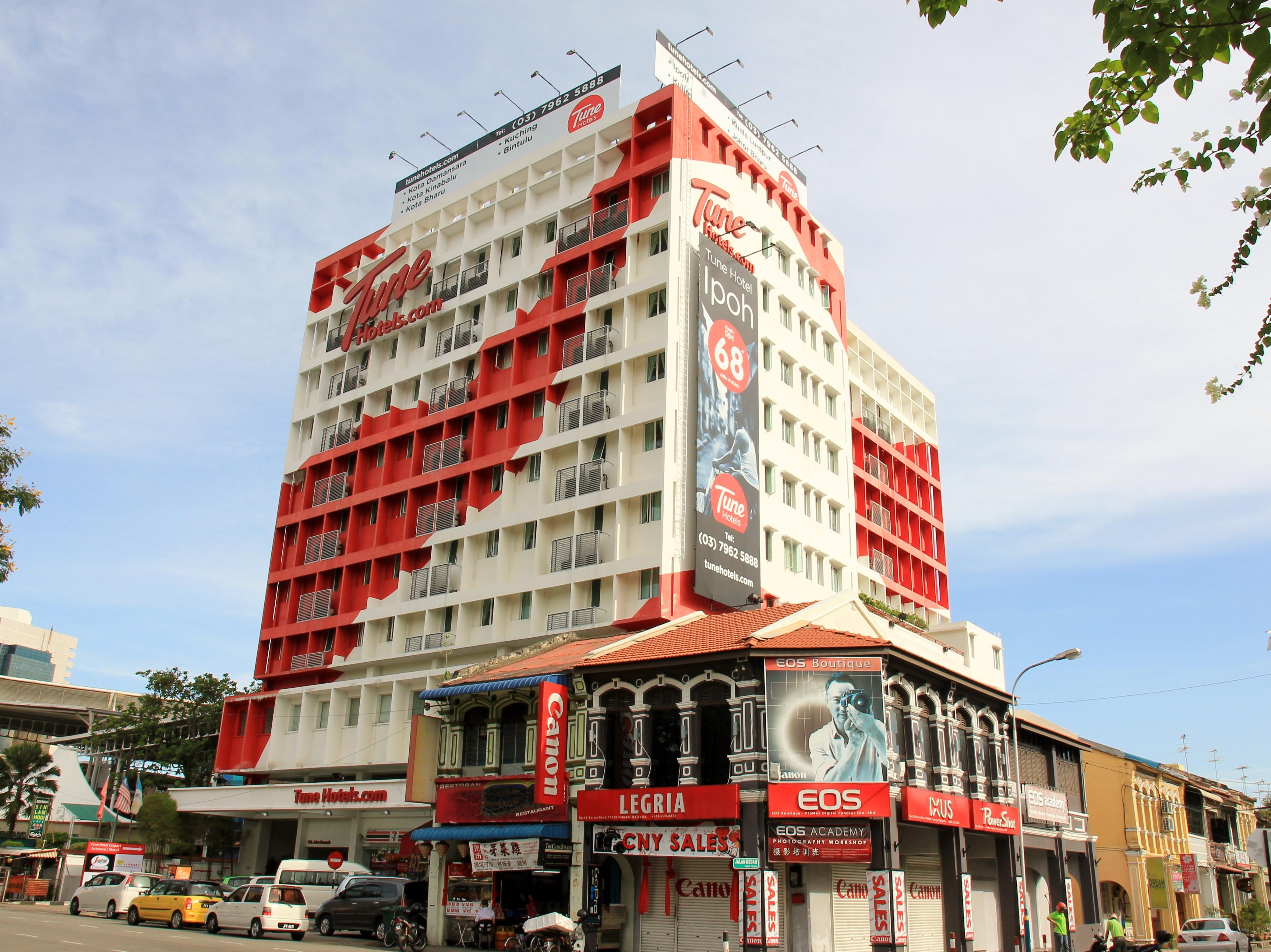 Фото отеля Tune Downtown Penang 3*