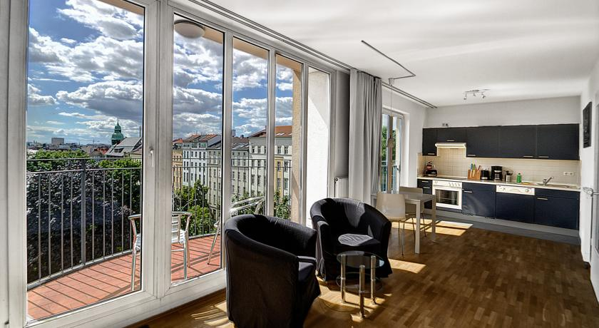 Фото отеля Berlinapartment Ap 1Veteranenstrasse 4*