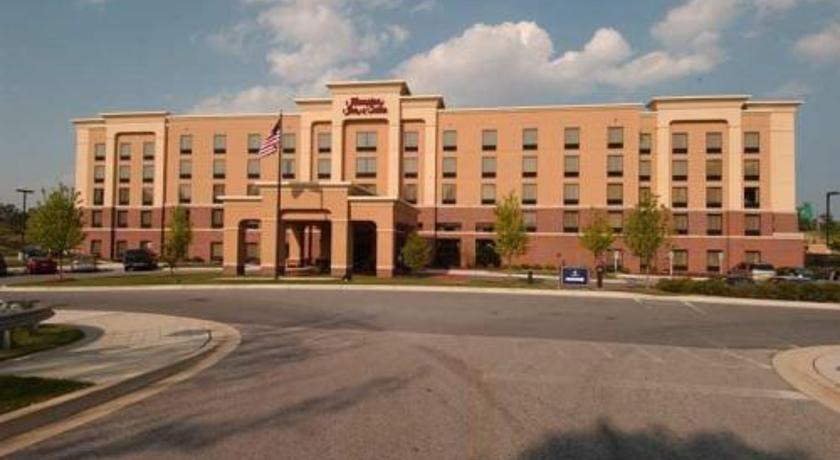 Фото отеля Hampton Inn & Suites Arundel Mills-Baltimore 3*