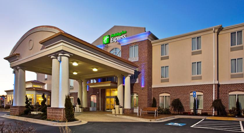 Фото отеля Holiday Inn Express Hotel & Suites Bremen 3*