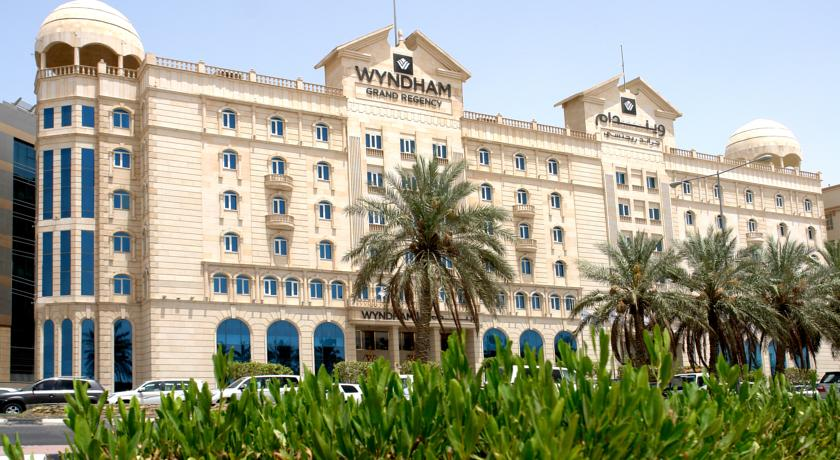 Фото отеля Wyndham Grand Regency 5*