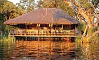 Фото отеля Chobe Safari Lodge 4*