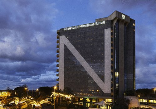 Фото отеля Sheraton Nicolaus Hotel & Conference Center 4*