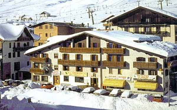 ���� ����� Edelweiss hotel Passo Tonale 3*