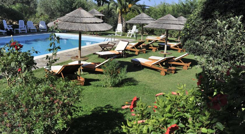 ���� ����� Country Hotel Vessus 3*