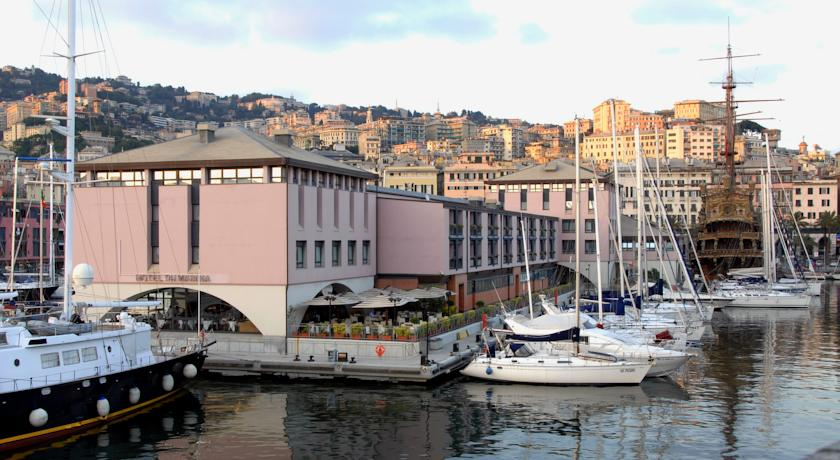 Фото отеля NH Collection Genova Marina 4*