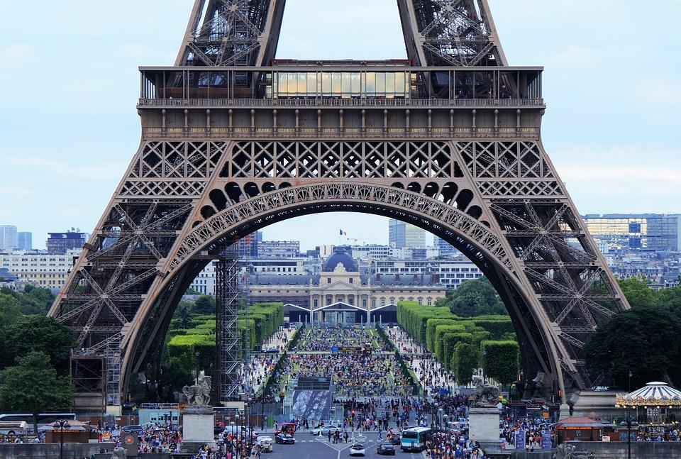 Что не надо делать в Париже