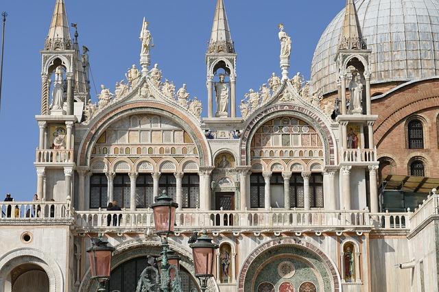 Вход в Собор Святого Марка в Венеции сделают платным