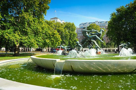 Гайд парк лондон англия