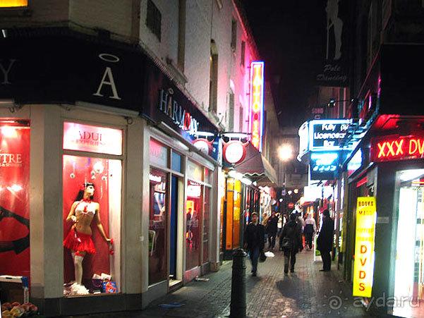найти проститутку в лондоне