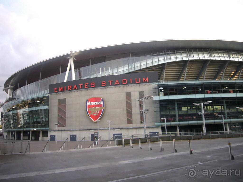 Фото Музей футбольного клуба «Арсенал»
