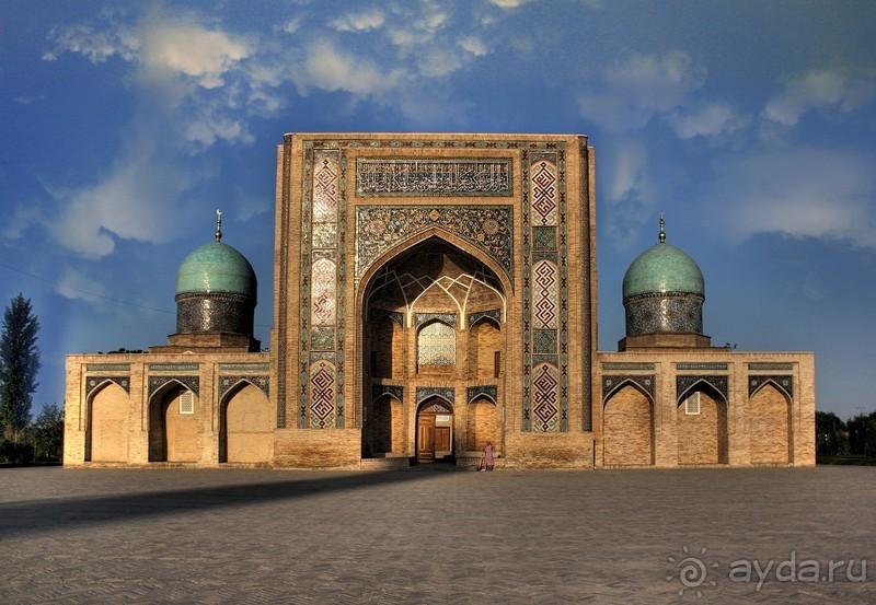снимать основные достопримечательности узбекистана с фото удачному