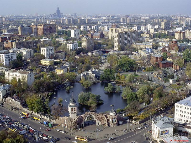 Зоопарк в москве адрес - 738